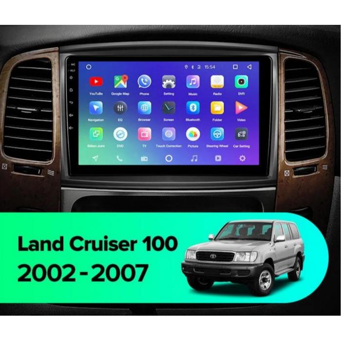 شاشة لاندكروزر جكسار 2003-2007